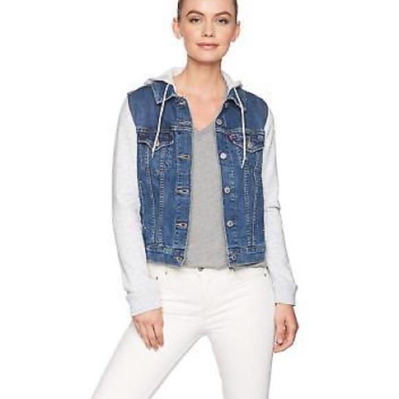 Levi's Jackets & Blazers - Levi's   Women's Hybrid Original Trucker Jacket